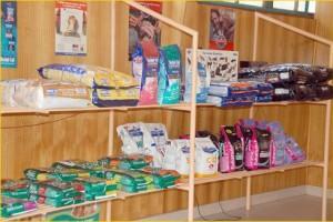 Comida - Gran variedad de comida para todo tipo de mascotas, de todas las edades y todos los portes.